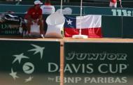 Chile sufrió ante Hungría su tercera derrota en el Mundial sub 16 de Tenis