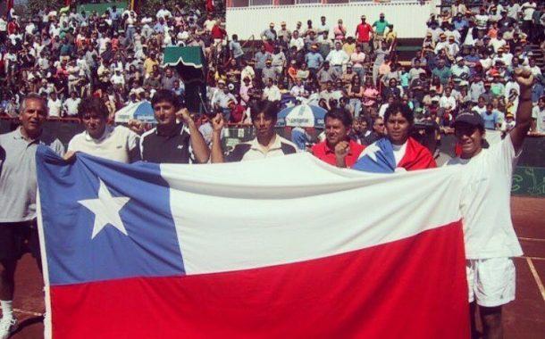 4 títulos mundiales de Tenis para Chile en 7 finales disputadas por equipos - 2001: Los dueños de casa lo consiguen por primera vez
