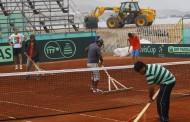 Copa Davis: el Chile-Colombia podría suspenderse por la pésima cancha
