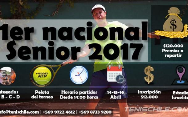 1er Nacional Senior 2017