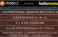 1er Nacional Senior by Moto z