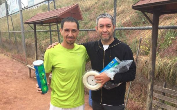 Massú Tenis fue anfitrión del último Nacional Senior
