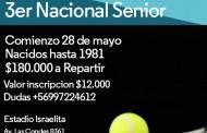 3er Nacional Senior