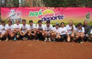 Finaliza exitoso Torneo Nacional de menores Grado A Copa Municipalidad de Curicó