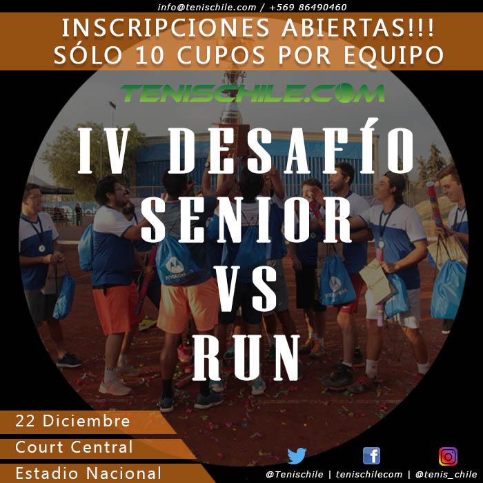 4° Desafío Senior vs RUN