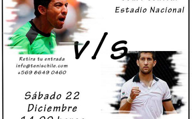 Aguilar v/s Podlipnik en el 4° desafío
