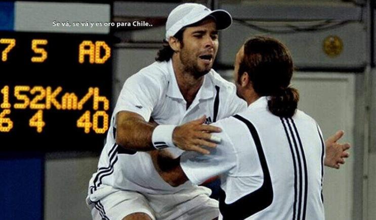 Los seis chilenos que ingresaron en el Top 20