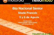 6to Nacional Senior