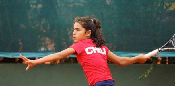 La pequeña gigante gana su primer título ITF