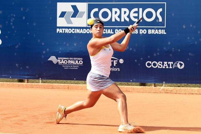 Bárbara Gatica se instaló en los octavos de final del Tennis Organisation Cup