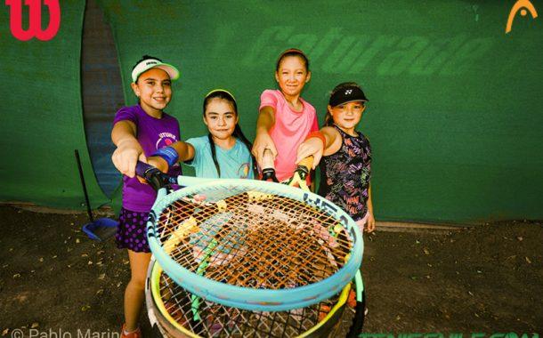Buin celebró la 4° etapa del 2020 en el Tenis 10