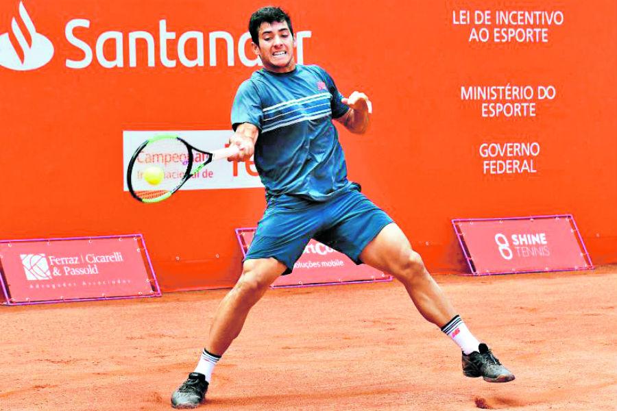 Cristian Garin y Nicolás Jarry jugarán contra rivales de la qualy en ATP 250 de s-Hertogenbosch