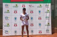 Vergara y Sanson ganan sus primeros torneos ITF