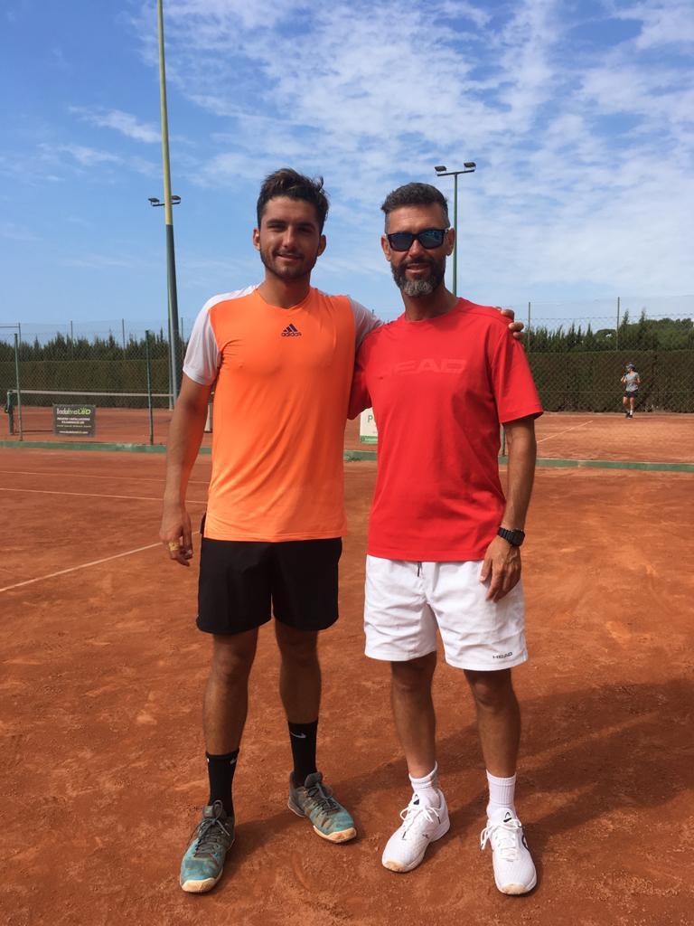 Pereira gana su tercer torneo en España y va camino a romper récord español