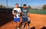 Castro y Ayala ganan su primer título del año