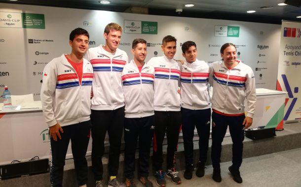 Copa Davis día viernes: doble jornada y conferencia de prensa