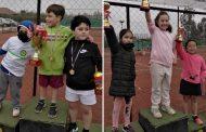 Tenis 10-12-15, volvió el Circuito más grande de Chile