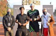 Jarry es campeón del dobles en Santiago