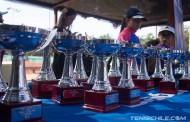 Ormazábal y Arancibia ganan el último Tenis 12