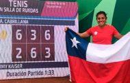 Macarena Cabrillana luchará por el oro en los Parapanamericanos Lima 2019