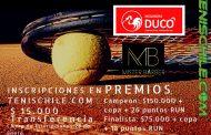 El RUN no se detiene, en Chillán se jugarán dos torneos