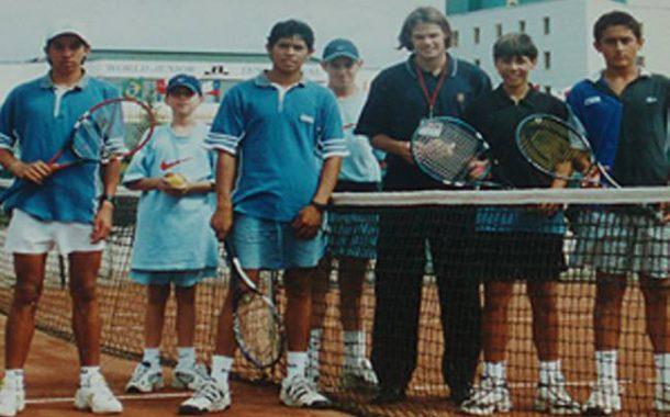 4 títulos mundiales de Tenis para Chile en 7 finales disputadas por equipos - 1999: El inicio del éxito