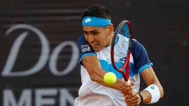 Uno menos, Tabilo eliminado en Australia Open