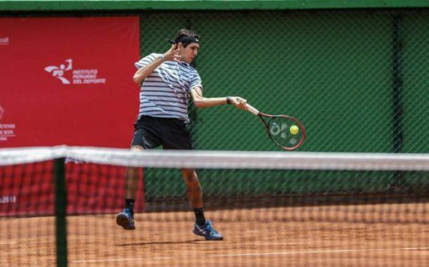 Alejandro Tabilo se metió en las semifinales del segundo Futuro dominicano