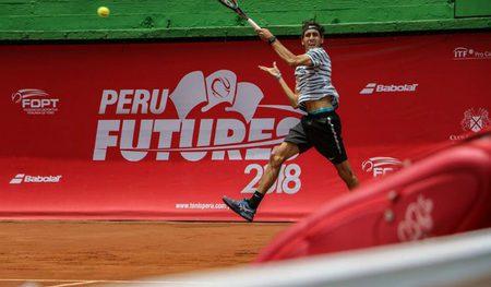 Alejandro Tabilo no pudo seguir su racha y quedó eliminado en cuartos en el challenger de Banja Luka