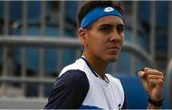 Alejandro Tabilo sigue soñando en grande: