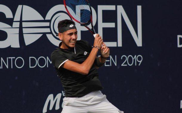 Alejandro Tabilo toca la puerta del Top 200 en Santo Domingo y mira la qualy del Abierto de Australia 2020
