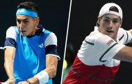 Va por el batacazo: Alejandro Tabilo ya tiene horario para enfrentar a Isner en Australia