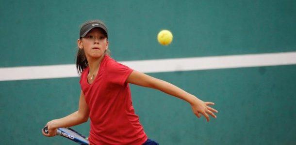Alessandra Cáceres disputará la final del Paraguay Junior Open