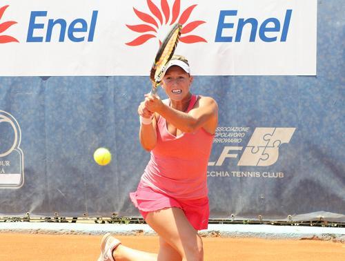 Alexa Guarachi debuta en la madrugada de este martes en el WTA de Hobart
