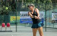 Alexa Guarachi vuelve a sorprender en la competencia duplas de Vancouver