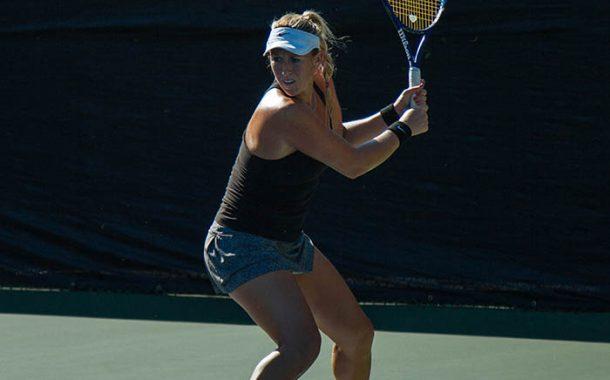 Alexa Guarachi a la final de dobles