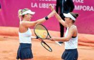 Alexa Guarachi jugará su primera final en el circuito WTA