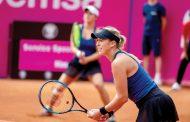 Alexa Guarachi pasó a semis de dobles en el WTA de Estambul