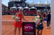 Guarachi y la final en Bastad la dejaron entre las 60 mejores tenistas del mundo