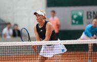 Alexa Guarachi tuvo debut y despedida en el dobles en Toronto
