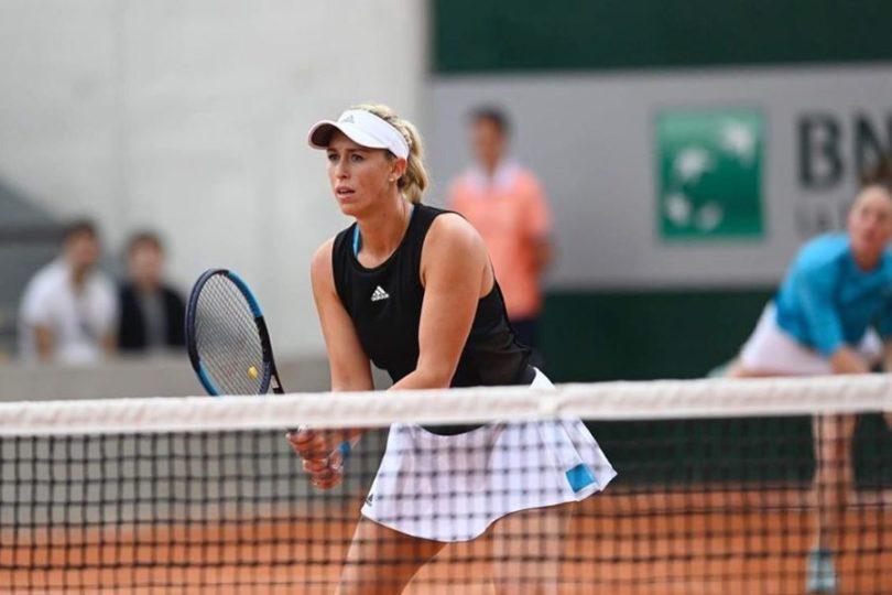 Alexa Guarachi avanzó a las semifinales del dobles en WTA de Bastad