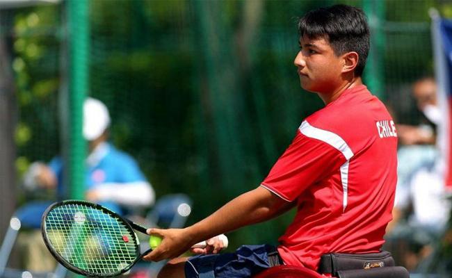 Alexander Cataldo es el nuevo número 1 del tenis mundial