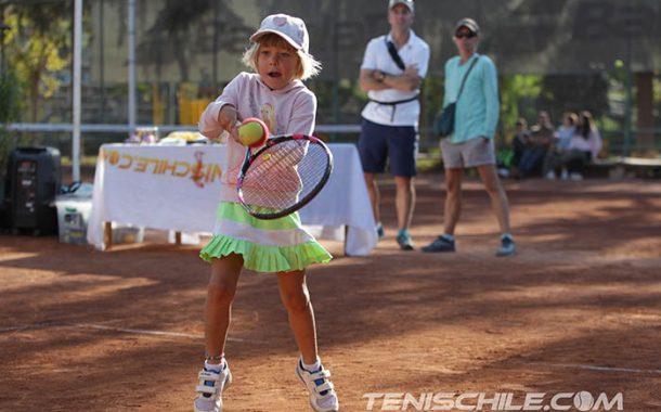 Hermanos Gerspacher ganaron todo en tenis 10