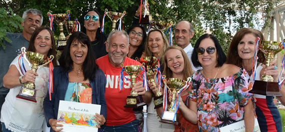 La edición 2018 de la Copa Alfredo Trullenque concluyó este fin de semana