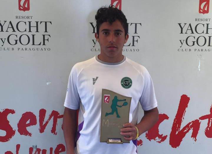 Amador Salazar gana 2° título en Paraguay