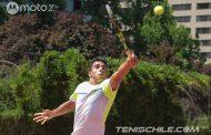 Salazar gana torneo RUN sobre argentino Grimolizzi
