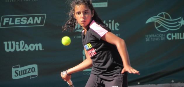 Antonia Vergara sigue avanzando en la edición 2018 del Orange Bowl