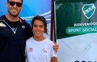 Antonia Vergara se quedó con el vicecampeonato singles de la Copa El Ombú