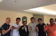 Dos chilenos aprueban curso Green Bagde para árbitros realizado en nuestro país