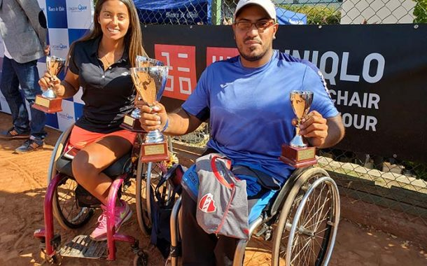 Chileno Alexander Cataldo cayó en la final del Chilean Open, Copa Banco de Chile 2019